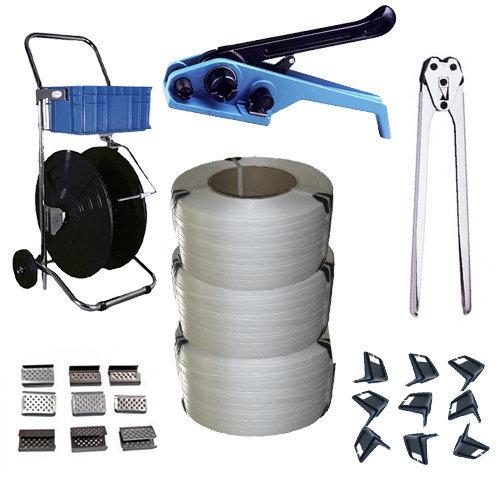Упаковочная лента и оборудование для упаковки продукции