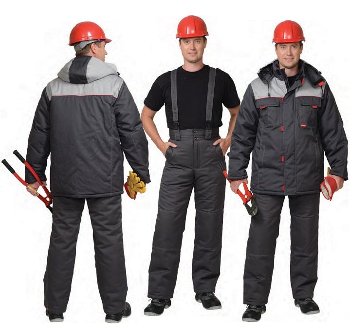 Зимние куртки и брюки для работ. Купить спецлдежду дешево в интернет-магазине doss-stroy.ru