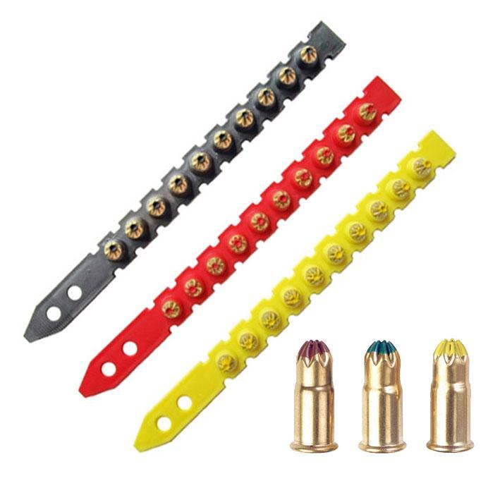 Расходные материалы для пороховых монтажных пистолетов