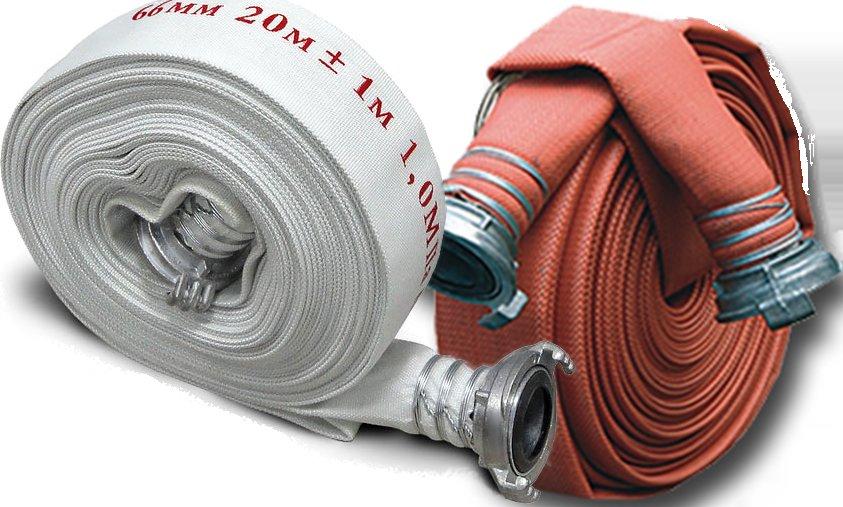 Рукава пожарные - Противопожарное оборудование   Купить дешево в интернет-магазине doss-stroy.ru