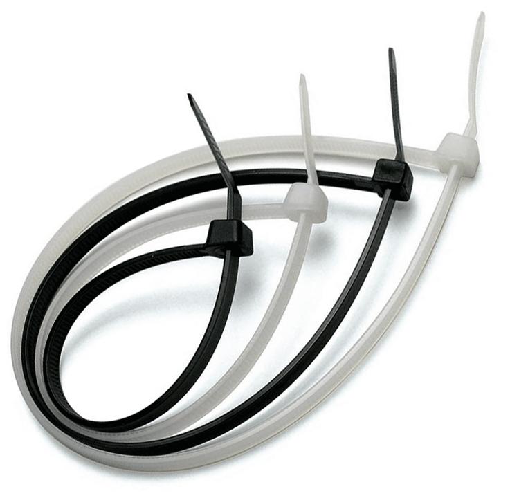 Хомуты и стяжки по низкой цене. Купить кабель и монтаж дешево в интернет-магазине doss-stroy.ru