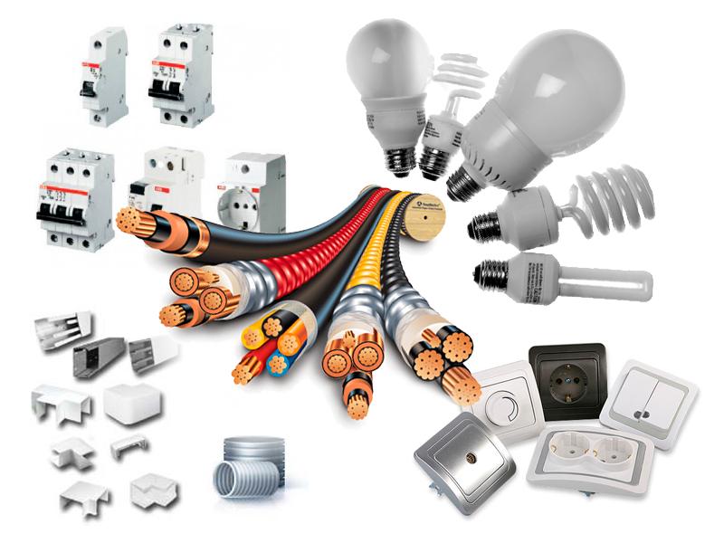 Электротовары - монтаж, электросчетчики, освещение | Купить электротовары по низкой цене в магазине doss-stroy.ru