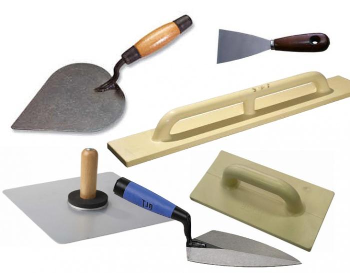 Штукатурно-отделочные инструменты - купить с бесплатной доставкой по Москве