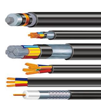 Силовые кабели для кабеля и монтажа. Купить силовые кабели со скидкой в Москве