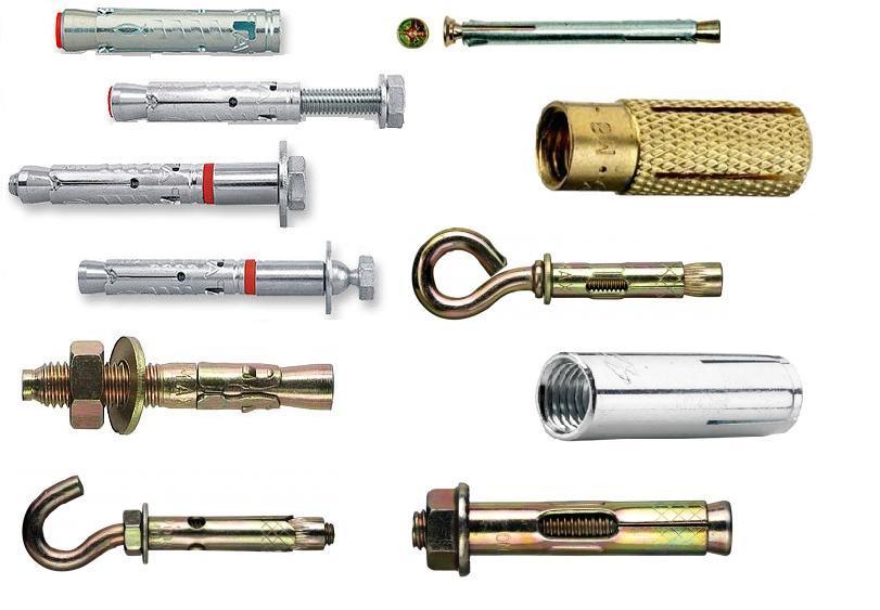 Анкеры - крепежные изделия   Купить оптом в интернет-магазине doss-stroy.ru
