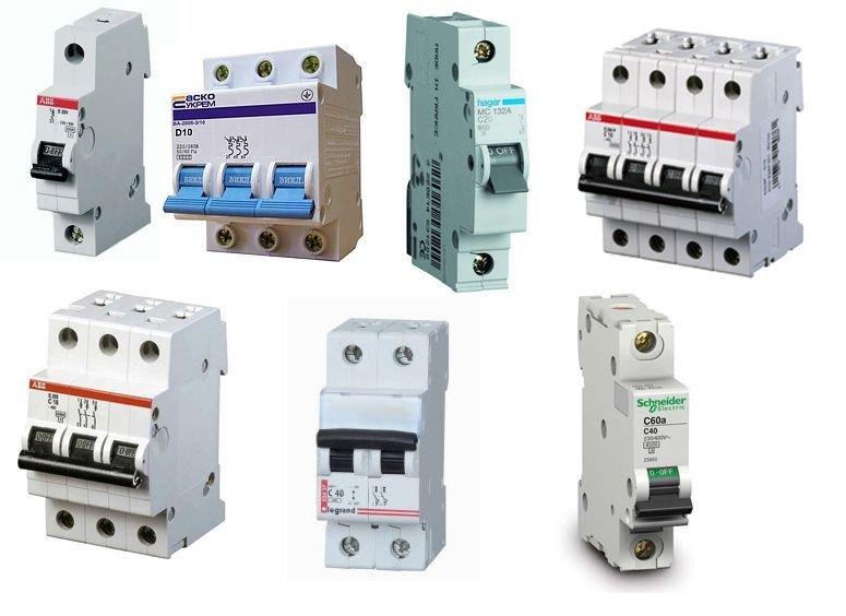 Автоматы, УЗО электрощитовое оборудование. Купить инструменты по выгодной цене и с бесплатной доставкой.