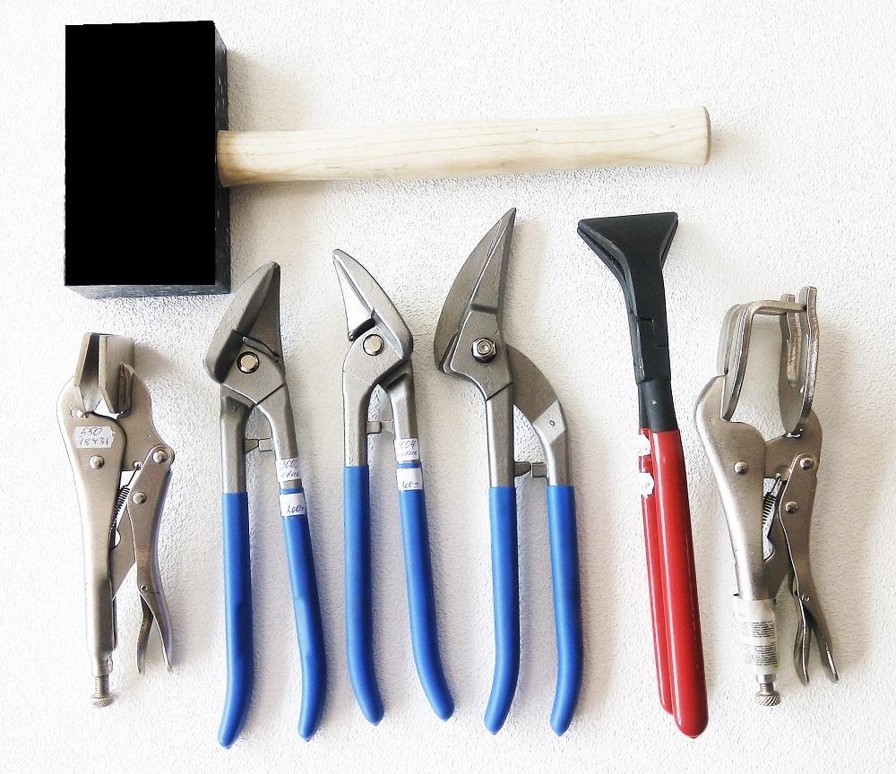 Инструмент для крепления листовых материалов | В наличии более 2000 товаров по выгодной цене