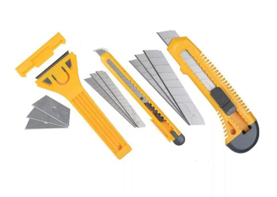 Ножи хозяйственные - Хозяйственные принадлежности купить оптом в интернет-магазине doss-stroy.ru