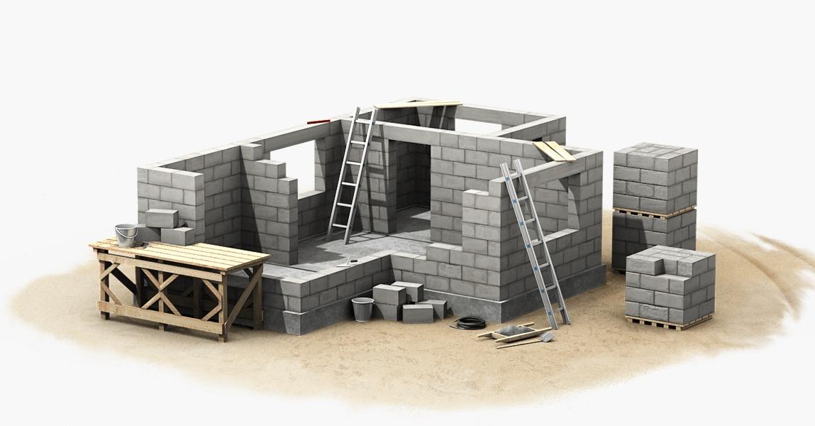 Строительство стен и перегородок купить недорого в магазине doss-stroy.ru