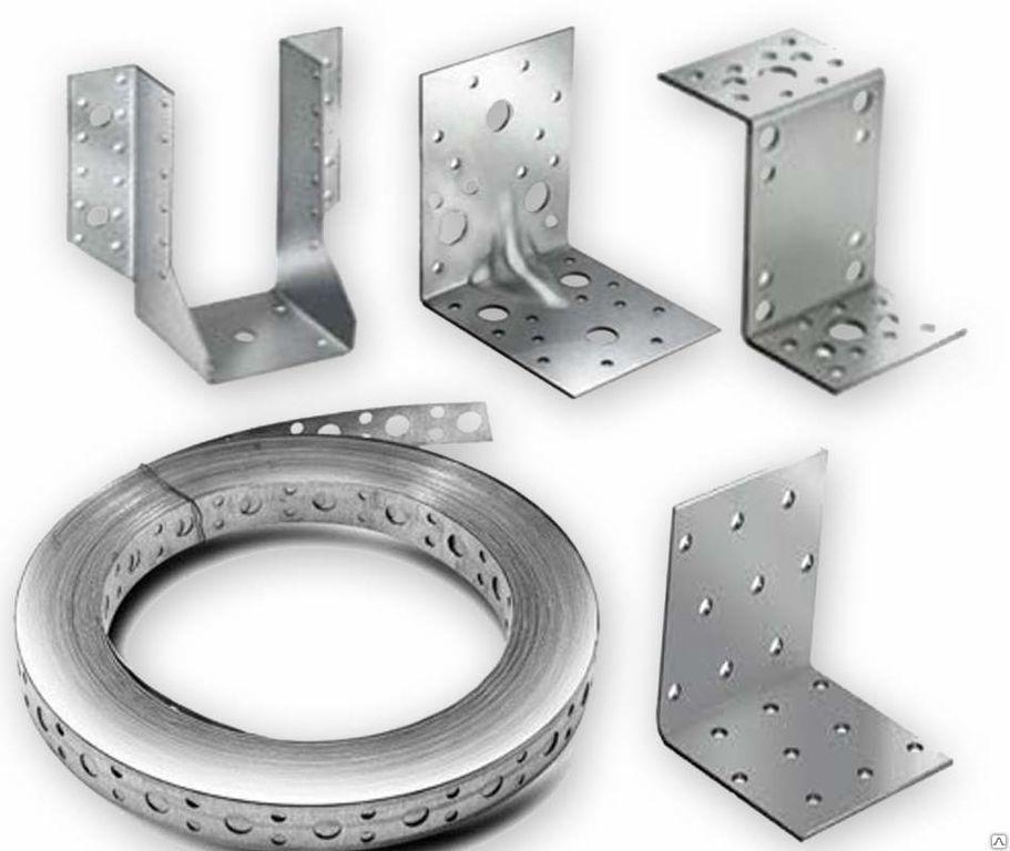 Перфорированный крепеж - Строительное оборудование | Купить недорого в интернет-магазине doss-stroy.ru