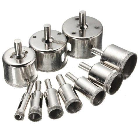 Коронки аксессуары для электроинструмента. Купить инструменты по низкой цене в магазине doss-stroy.ru