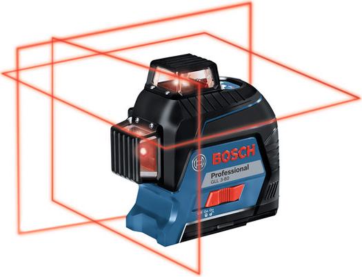 Лазерный инструмент для измерительно-разметочных работ.