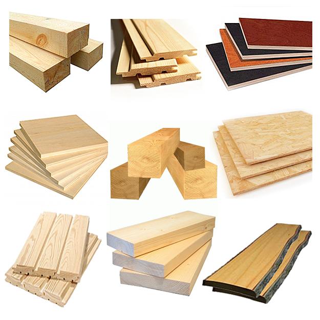 Изделия из древесины купить по оптовым ценам в Москве