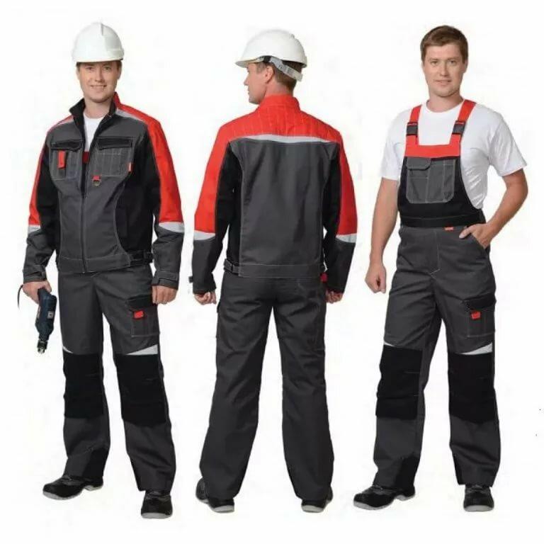 Летние жилеты, куртки и брюки для строительства. Купить спецодежду дешево в интернет-магазине doss-stroy.ru