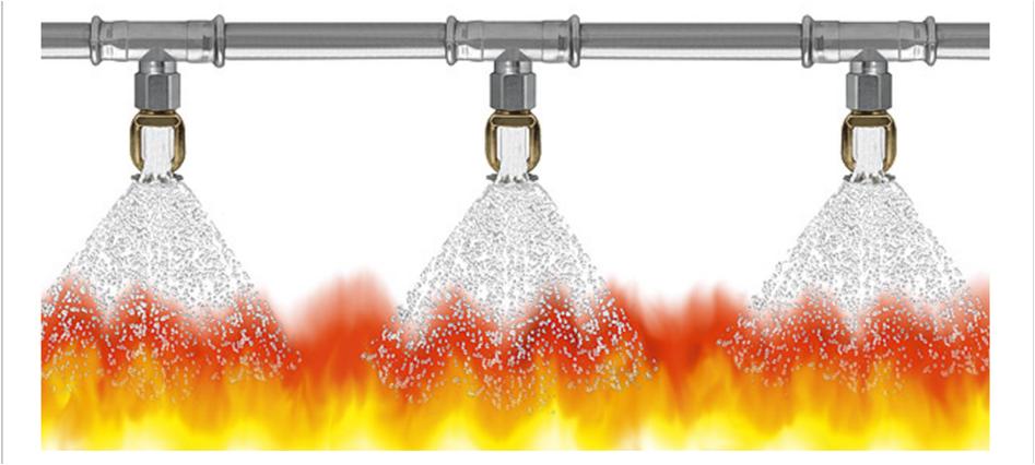 Автоматические установки водяного пожаротушения купить недорого в Москве