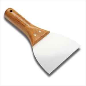 Шпатель для шпатлевки DEKOR 180 мм деревянная ручка