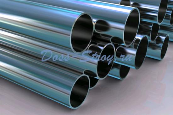 Труба сталь ВГП оц Ду 32 Дн 42,3х2,8 ГОСТ 3262-75 ТМК