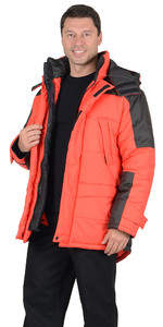 Куртка зимняя ЕВРОПА