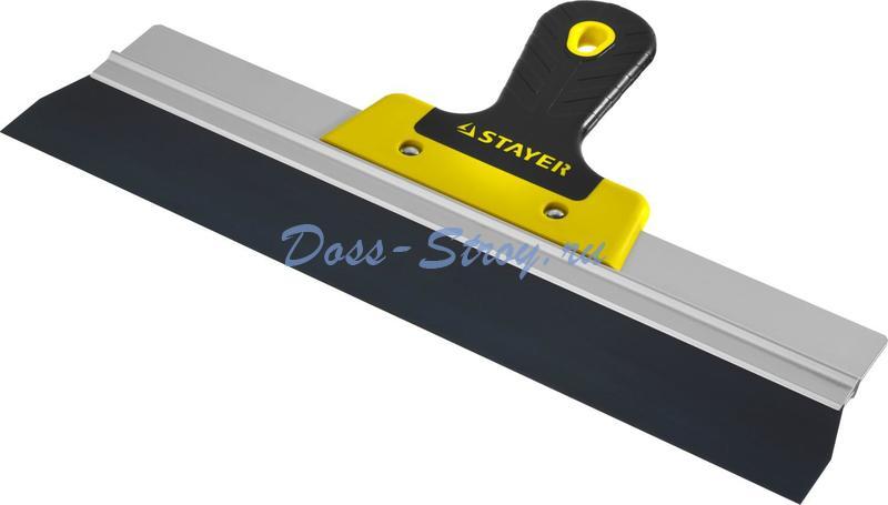 Шпатель STAYER ProFlat фасадный анодированный 350 мм