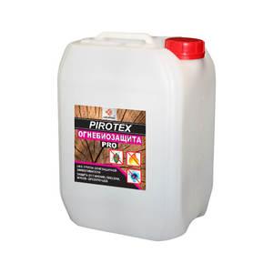 Огнебиозащита Ивитек Пиротекс Pro 1 группа малиновый индикатор (5 л)