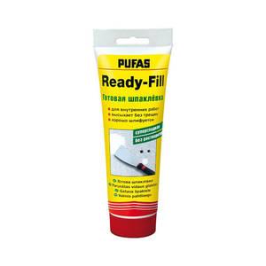 Шпаклёвка для всех минеральных оснований Pufas Ready-Fill (0,4 кг)