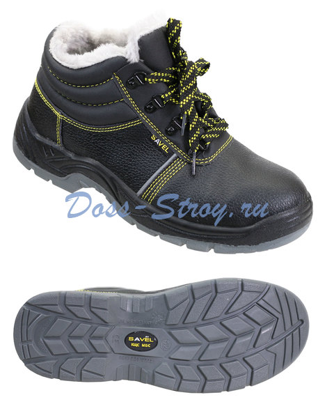 Ботинки ПРОФИ ЗИМА на искусственном меху