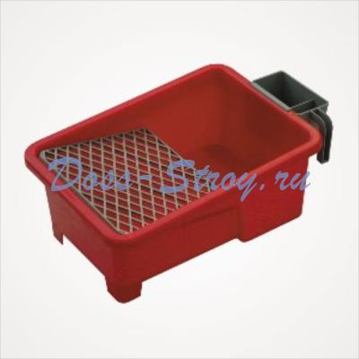 Кювета пластмассовая DEKOR 590x320 мм для валиков