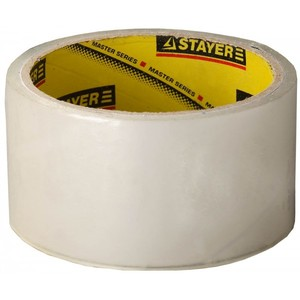 Клейкая лента, STAYER Max Tape прозрачная, 48 мм х 60 м