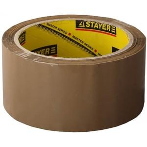 Клейкая лента, STAYER Master коричневая, 48 мм х 60 м