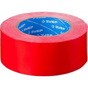Армированная лента, ЗУБР Профессионал универсал, влагостойкая, красная