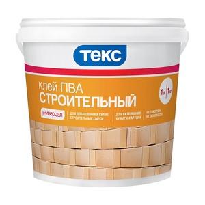 Клей ПВА строительный Текс Универсал (1 кг)