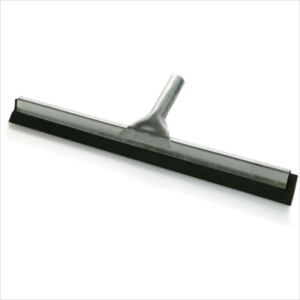 Резиновый скребок DEKOR 450мм с раструбом металла