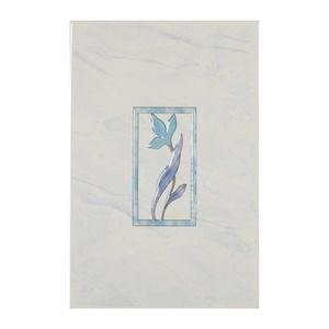 Декор 200х300х7 мм ШП Венера голубой