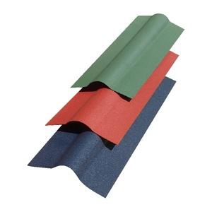 Элемент коньковый ONDULINE Смарт 1000 мм коричневый