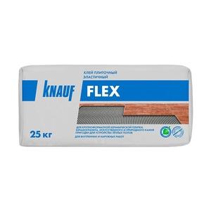 Клей для плитки Knauf Flex, 25 кг