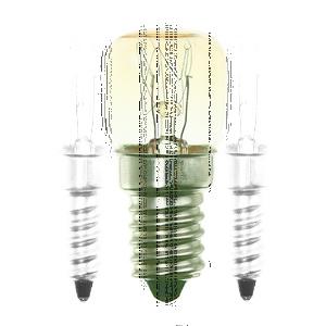 Лампа накаливания Е14, 15Вт, 230В для духовых печей