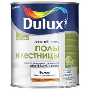 Краска для пола и лестниц Dulux 2 в 1