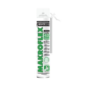 Монтажная пена Makroflex WhiteTeq (0,75 л)
