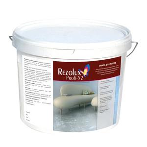 Эмаль для бетонных полов Rezolux Profi серая (12 кг)