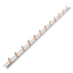 Шина соединительная тип PIN L=22 см, 63А, IP20, 1п (на 12 модулей)