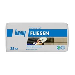 Клей для плитки Knauf Fliesen, 25 кг