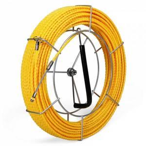 Протяжка из плетеного полиэстера 5.2 мм 50 м PET-1-5.2/50MK FORTISFLEX