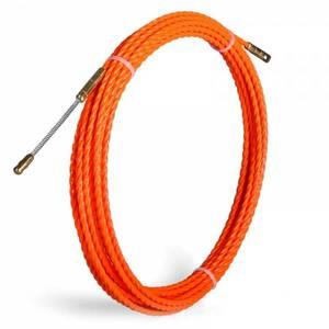 Протяжка из плетеного полиэстера 4.7 мм 10 м PET-1-4.7/10 FORTISFLEX