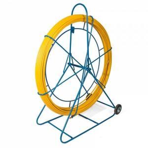 Протяжка-стеклопруток желтая 11 мм 150 м FGP-11/150MK FORTISFLEX
