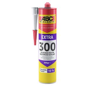 Силиконизированный акриловый герметик ABC Sealants 300 EXTRA