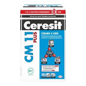Клей для плитки Ceresit CM 11, 25 кг