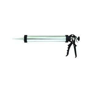 Пистолет для туб Biber 60109 алюминиевый корпус 380 мм/600мл