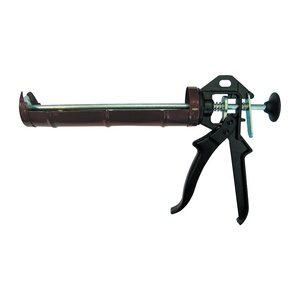 """Пистолет для герметиков Biber 60107 9"""" полукорпусной усиленный"""