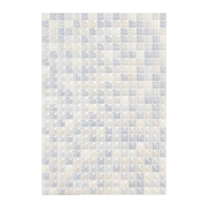 Плитка настенная 400х275х7,5 мм КЕРАМИН Гламур 7С белая