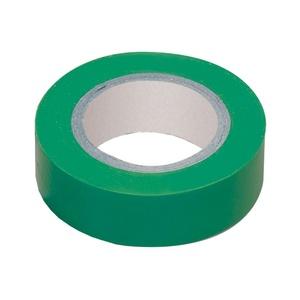 Изолента ПВХ Бибер 92002 зеленая 13 мм х 11 м